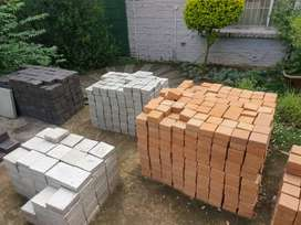 Paving and Stepping Stones for sale