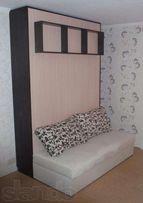 Шкаф-кровать-диван (трансформер).