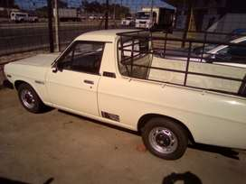 1988 Nissan 1400 one owner.