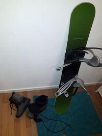 Sliku od Snowboard