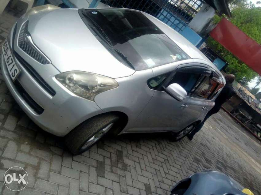 Ractis for sale 0