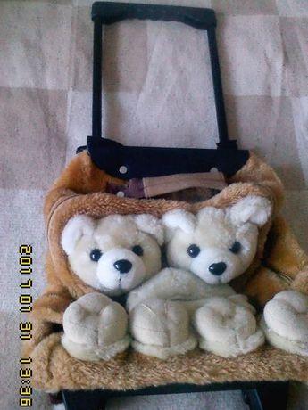 Детская сумка-рюкзачок