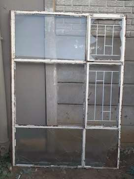 Steel window frames - R400 EACH