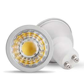 Dimmable GU10 LED Light Bulbs 6W Brand New Products