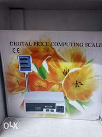 ACS Digital Price Computing Scale. 0