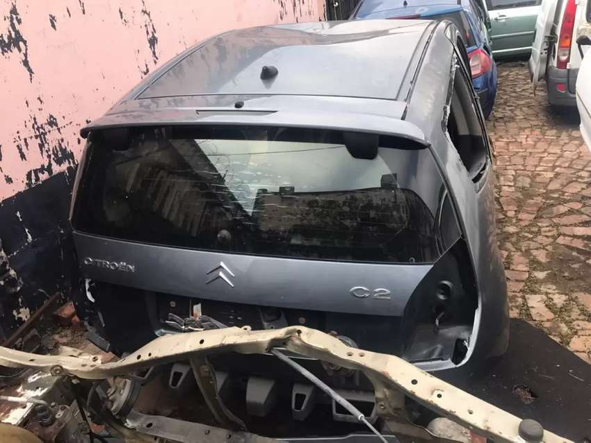 Citroen  c2 stripping for spare parts 0