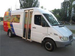 Заказ Аренда микроавтобуса