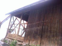 Skup desek starego drewna rozbiorki cały kraj