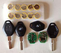 Аккумулятор BMW в ключ e39 e38 e46