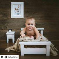 Кроватка Реквизит для фото сессий \ сьемок новорожденных