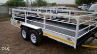 Image of 4.0m x 1.8m Double axle Year End Special
