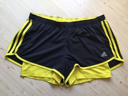 ADIDAS Clima Lite S/M spodenki szorty leginsy silownia bieganie