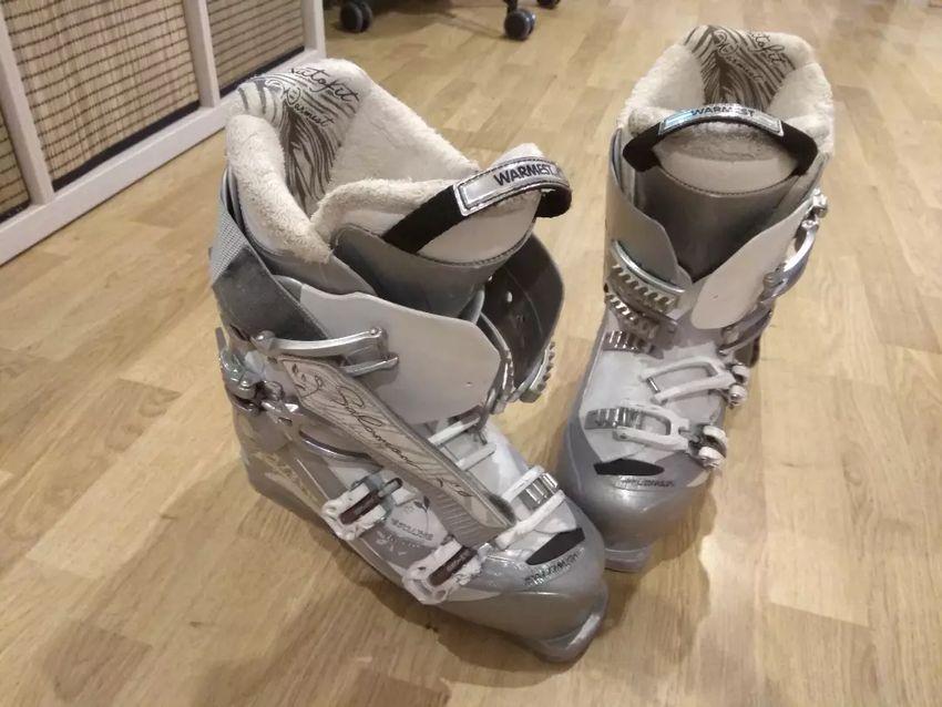Lyžařské boty 0