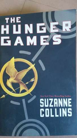 The Hunger Games - Suzanne Collins book for sale