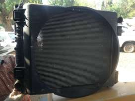 2010 MAN TGM 15-240 Radiator for sale