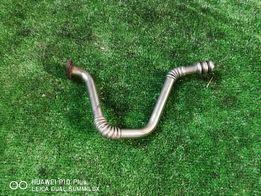 Rurka powrotu oleju turbosprężarki 1.9 dci