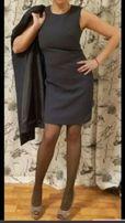 Стильный американский костюм David Bijoux (платье и кардиган)