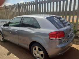 Audi A3 for sale.