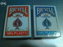 Игральные Карты Bicycle Prestige USPCC (Красные | Синие) США 1250 руб.