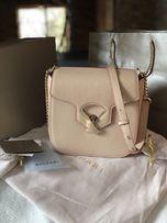 Женская кожаная сумка Bvlgari, брендовая