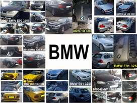 BMW spares for sale.