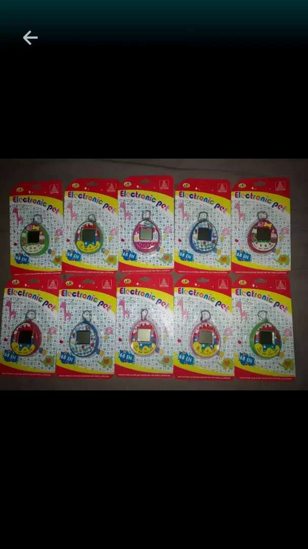 Selling Tamagotchies for R20 each