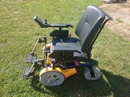 Wózek inwalidzki elektryczny Puma - Zadbany