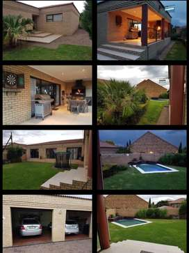 Luxury Villa Chabelle secure beautiful home in a safe complex.