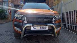 2016 Ford Ranger 3.2 TDCi 4x4 Wildtrack  For sale