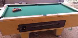 Pool table and snooker repairs