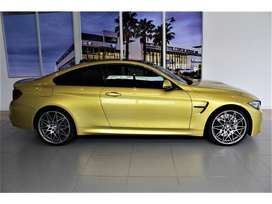2018 BMW M4 Coupe Competition Auto For Sale