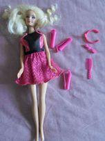 Кукла Барби шикарные локоны Mattel ориг, бигуди и плойка лялька Барбі