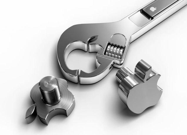 Качественный ремонт iPhone и обслуживание Apple техники, iPad, MacBook