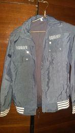 Мужская демисезонная курточка р. М (46-48)