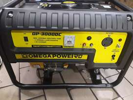 3000DC Omega Power Generator for only R3500 Black Friday special