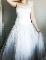 Suknia ślubna 46-48!