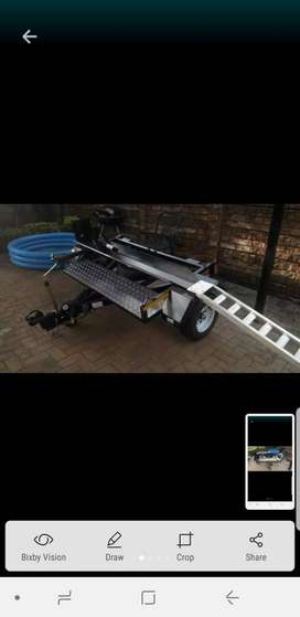 Motorbike Trailer for sale
