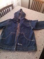 Продам б/у джинсовую курточку