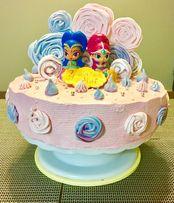 Ciasta, torty i inne słodkości. Również bezglutenowe.