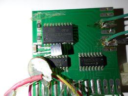 плата микроконтроллера на 12в.