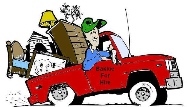 Bakkie Transport 0