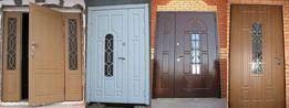 Установка входных дверей профессионально и качественно!