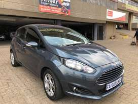 2014 FORD FIESTA 1.0 ECOBOOST MANUAL PETROL