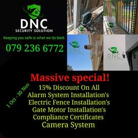 Electric Fence repairs