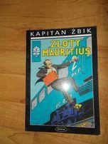"""Kapitan Żbik- """"ZŁoty Mauritius""""- komiks"""