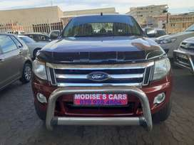 Automatic Ford Ranger 3.2 6speed XLT 4x4 Double-cab