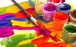 Преподаватель рисования для детей и взрослых