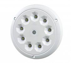 Lampa oświetlenia wnętrza aluminiowa wodoodporna jacht kamper tir bus