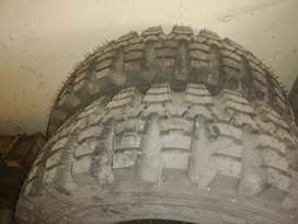 Tyres for case tlb