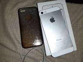 Selling my iphone 5S. Comes with box , charger , pouch.Good condition.